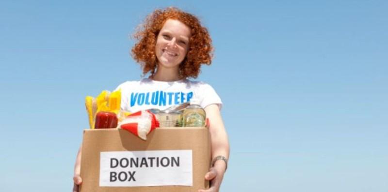 Take a Break from Volunteering