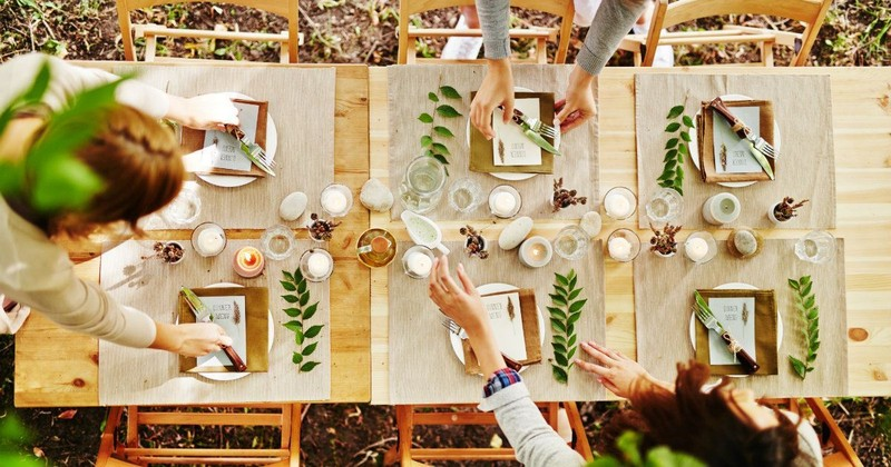 10 New Ways to Think about Hospitality This Thanksgiving