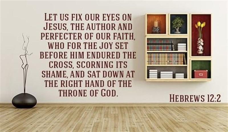 Your Daily Verse - Hebrews 12:2
