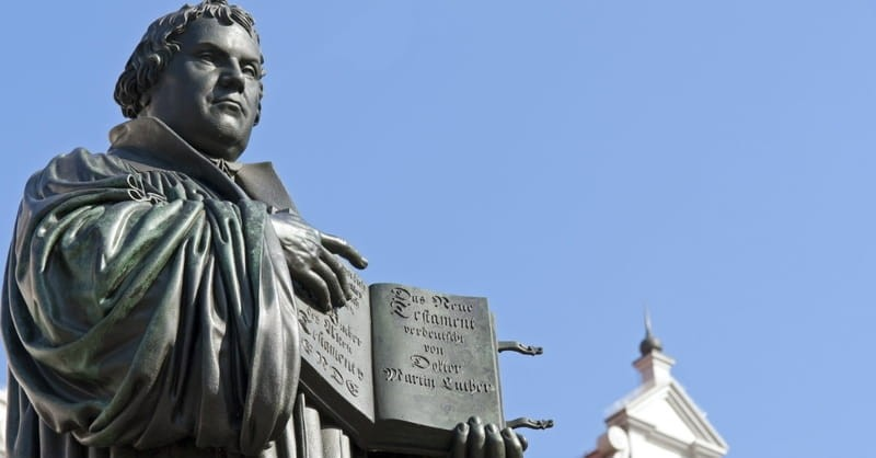 Martin Luther: Eric Metaxas Tells the Story of a Very Human Man Who Changed the World