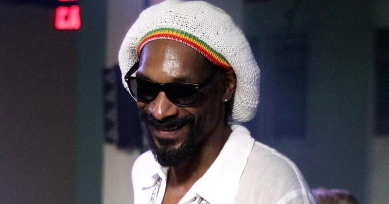 Snoop Dogg Releases a Gospel Album, Says He's a Born-again Christian