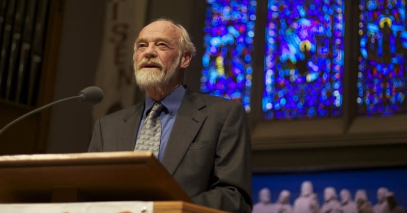 The Agonizing Ordeal of Eugene Peterson — You Might be Next