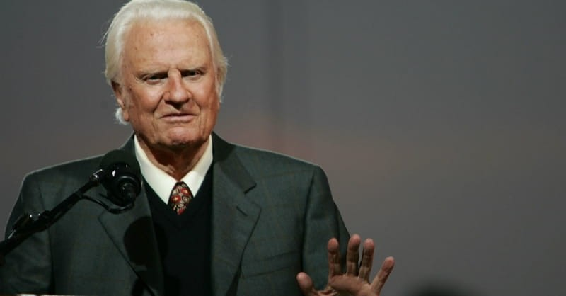 Remembering Billy Graham: America's Pastor Goes Home