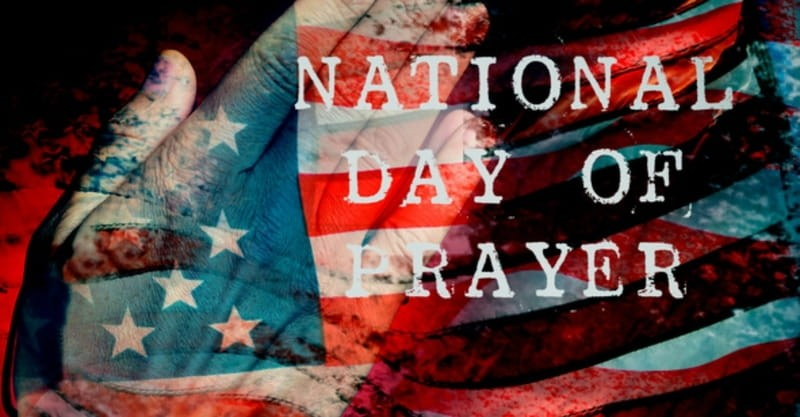 10 Things Christians Can Pray for on the National Day of Prayer