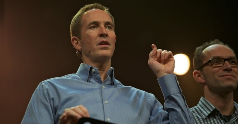 Getting 'Unhitched' from the Old Testament? Andy Stanley Aims at Heresy