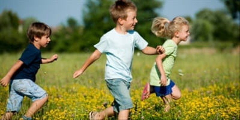 Have Our Children Forgotten How to Play Outdoors?