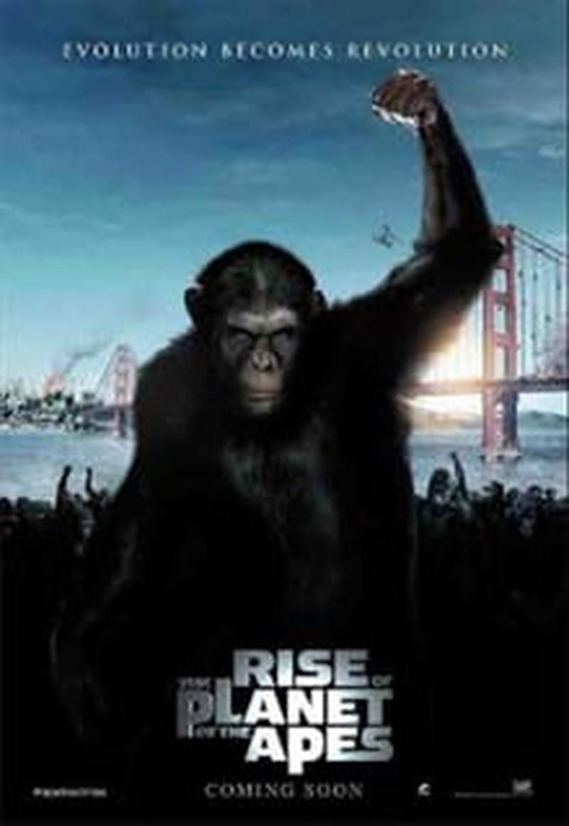 <i>Apes</i> Reboot Desperately Seeks Charisma