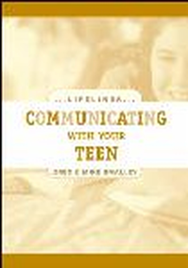 Life Support: Immediate Relationship Repair with Your Teen