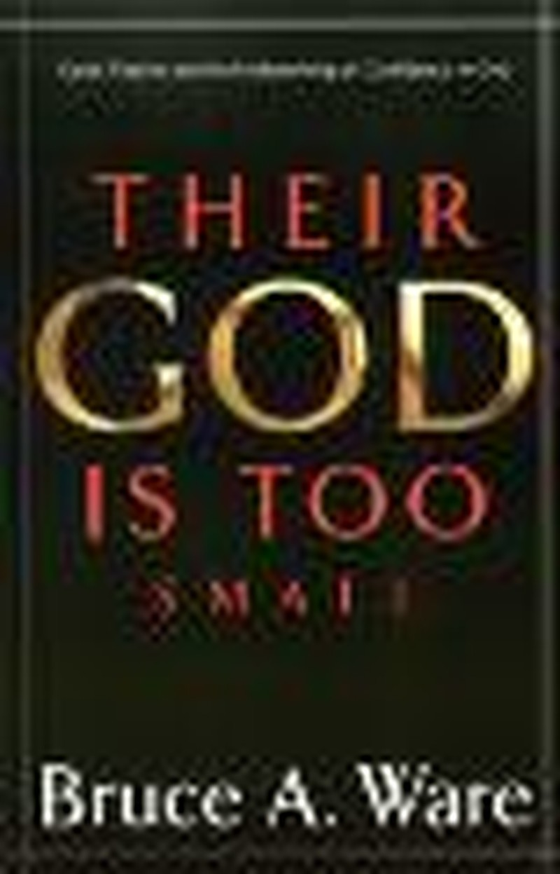 """""""God"""" of Open Theism Not God of Scripture, New Book Argues"""