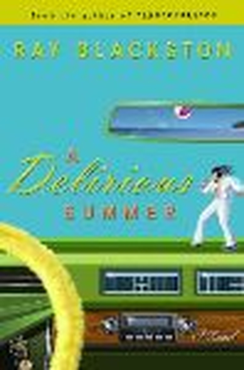 """Q&A with """"A Delirious Summer"""" Author Ray Blackston - Part I"""