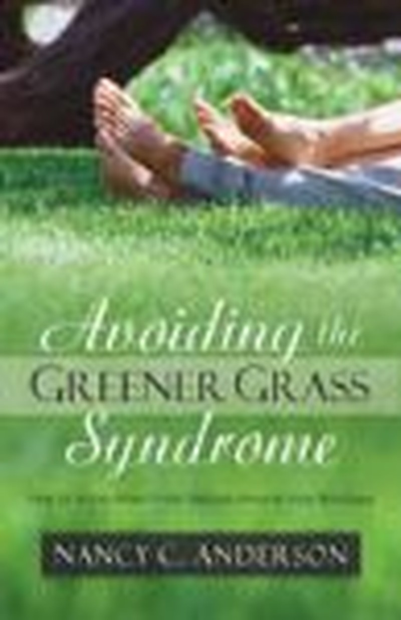 "Author Addresses Infidelity in ""Greener Grass Syndrome"""