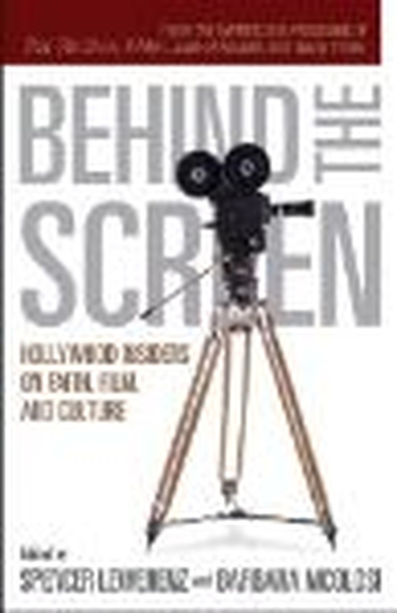 """Authors Opt Not to Bash Hollywood in """"Behind the Screen"""""""