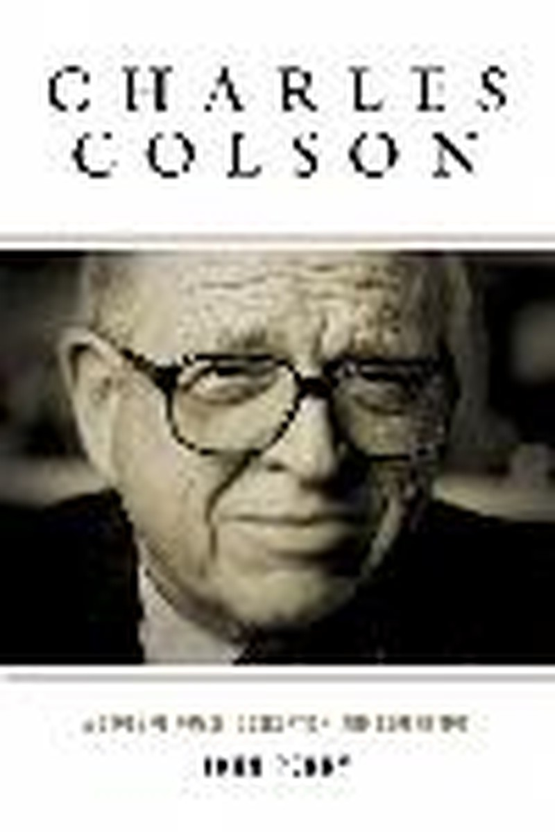 Chuck Colson's Life, Transformation Chronicled In New Bio