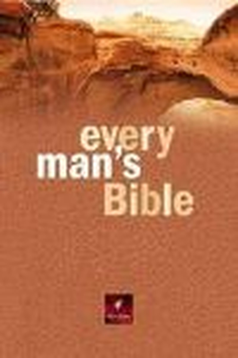 """""""Every Man's Bible"""" Has Good Helps, But Hard to Navigate"""