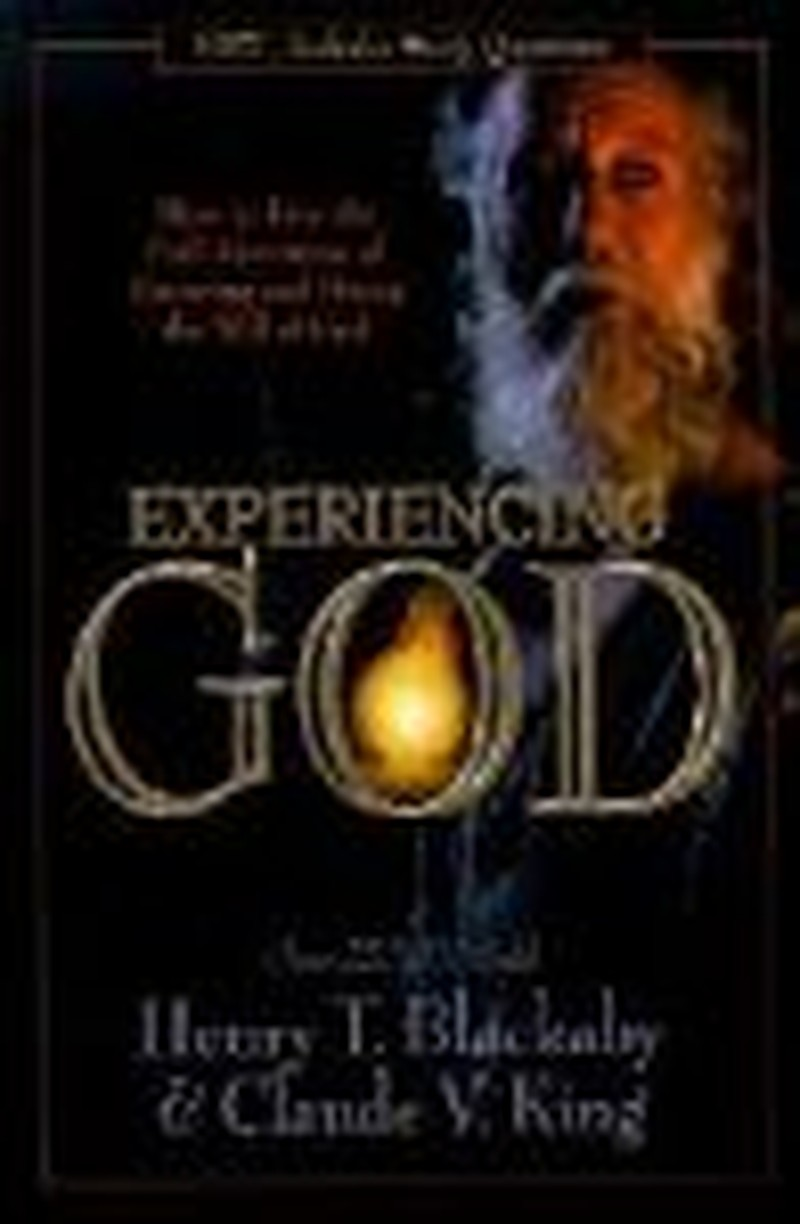 "Blackaby's ""Experiencing God"": 15 years of Seeing God Work"