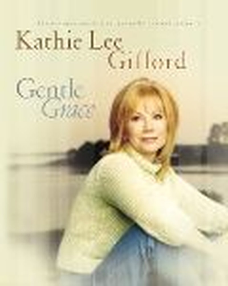 New Kathie Lee Gifford Book, CD:  Rediscovery of God's Grace