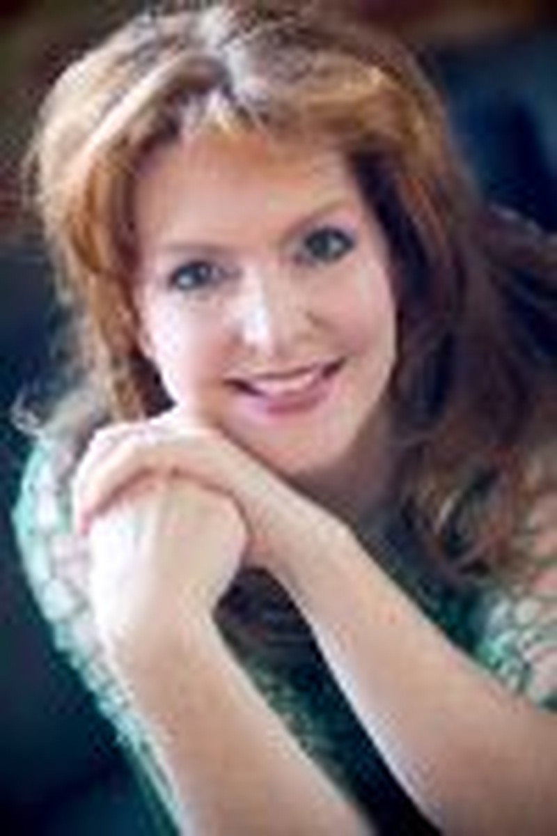 Q&A With Author Ginger Garrett