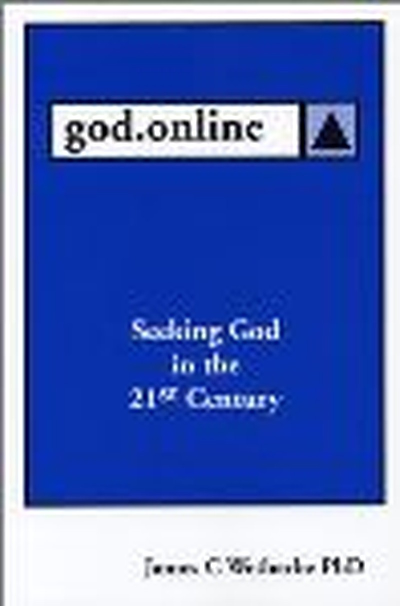 """Q&A with James Wetherbe, Author of """"god.online"""""""
