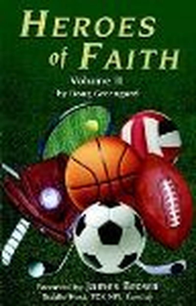 "Athletes, Coaches Tesitfy in ""Heroes of Faith, Volume II"""