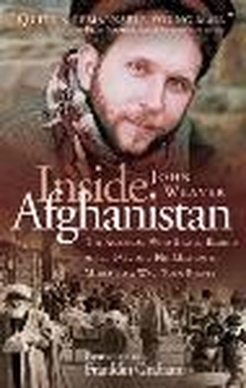 <i>Inside Afghanistan</i> - Book Review