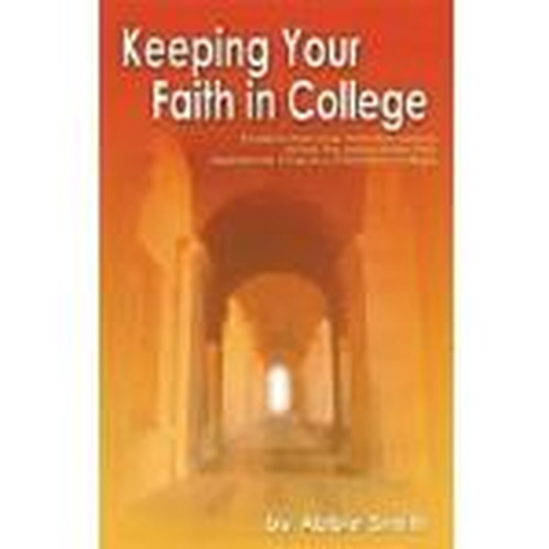 Author Offers Advice on Surviving College with Faith Intact
