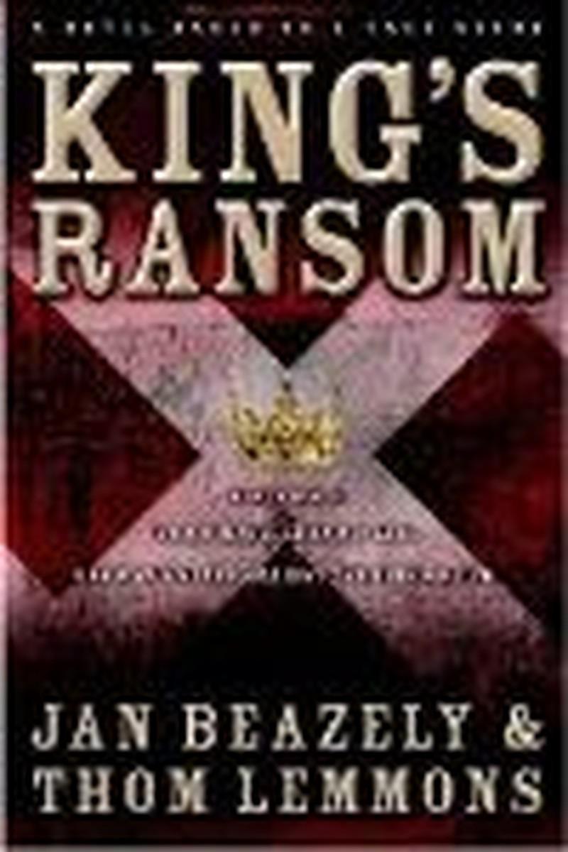 """Truth Is Stranger Than Fiction in """"King's Ransom"""" Novel"""