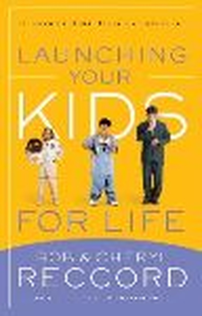 Authors Advise on 'Launching Your Kids for Life'