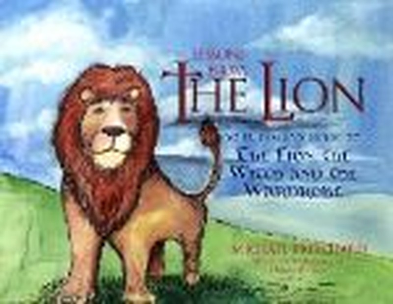 """Kids' Book Roars With Life Lessons From """"Narnia"""""""
