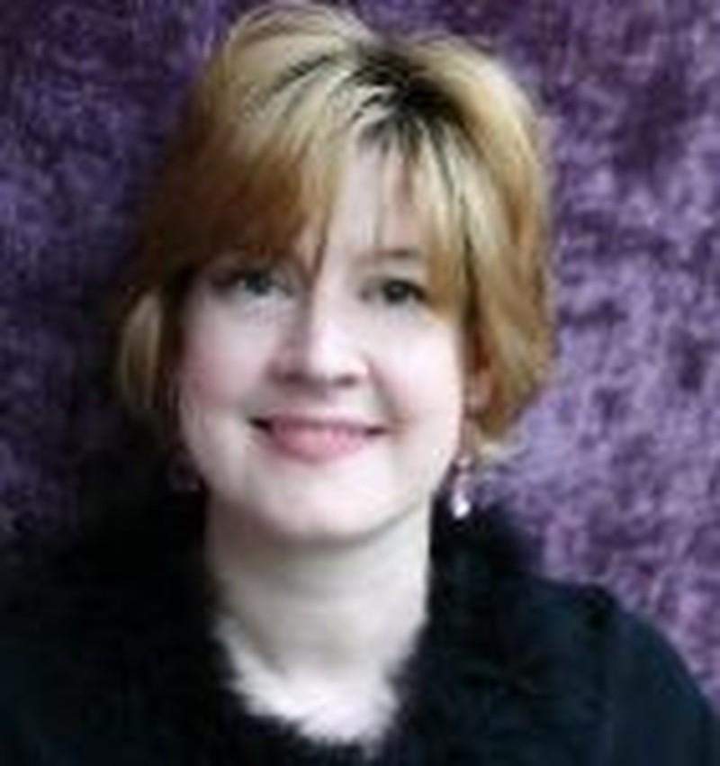 The Cross & The Pen:  Author Lisa Samson