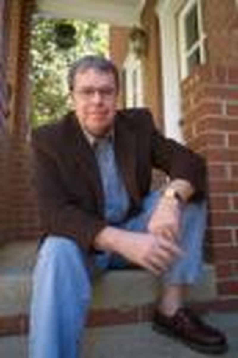 Richard Doster:  Focused on Fiction, Civil Rights and The South