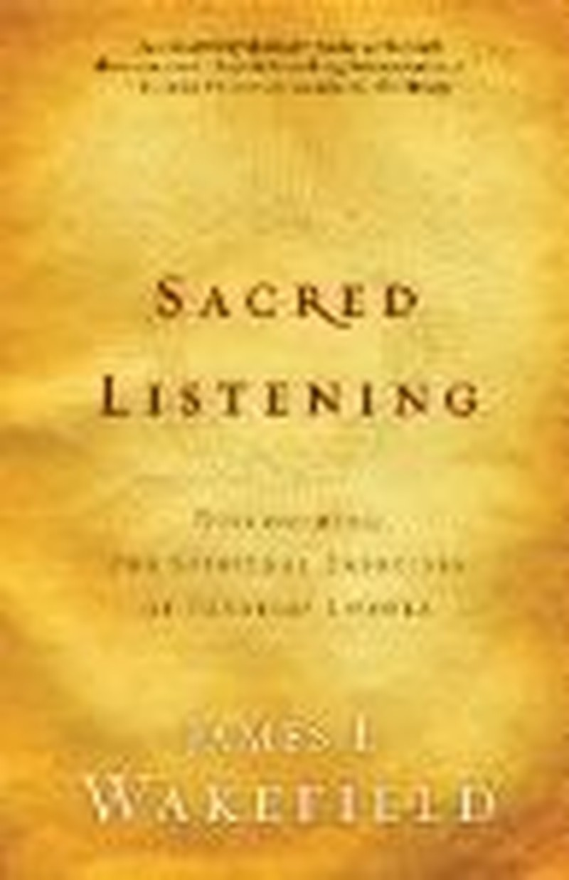 "Author Invites Readers to Be Still in ""Sacred Listening"""