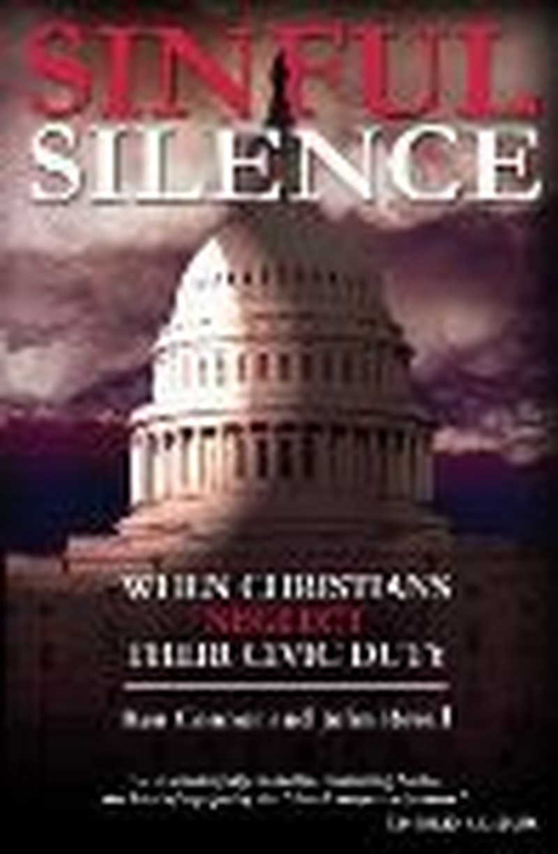 """New Book Calls Christians' Civic Neglect """"Sinful Silence"""""""