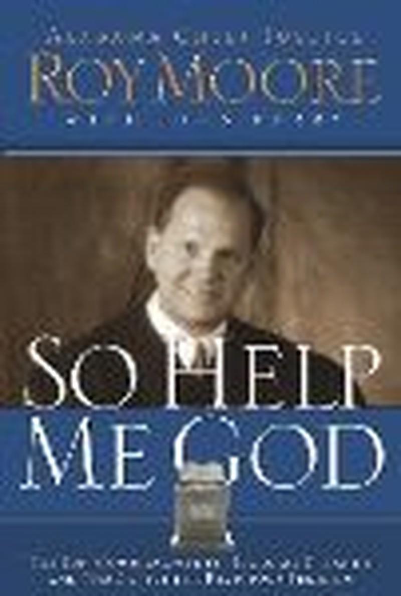 Book Details Roy Moore's Battle Over Commandments Display
