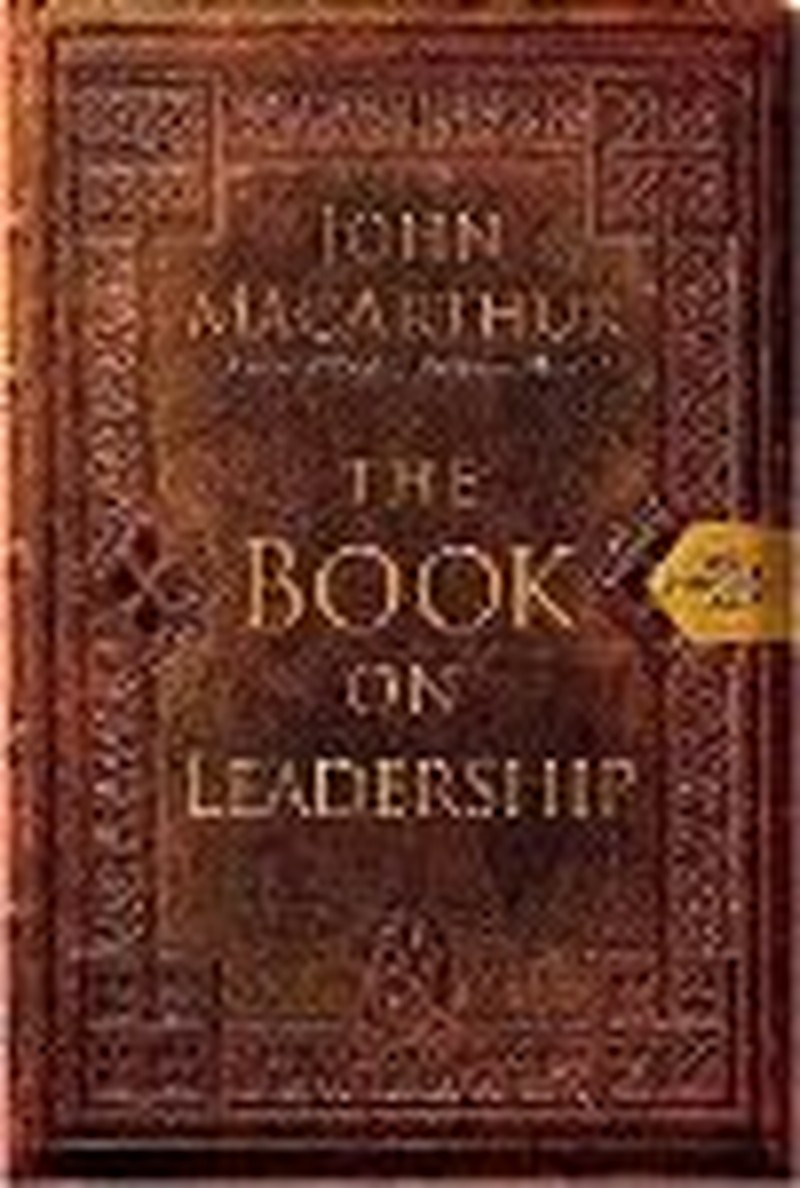 "Apostle Paul Trumps 'The Donald' in ""The Book on Leadership"""
