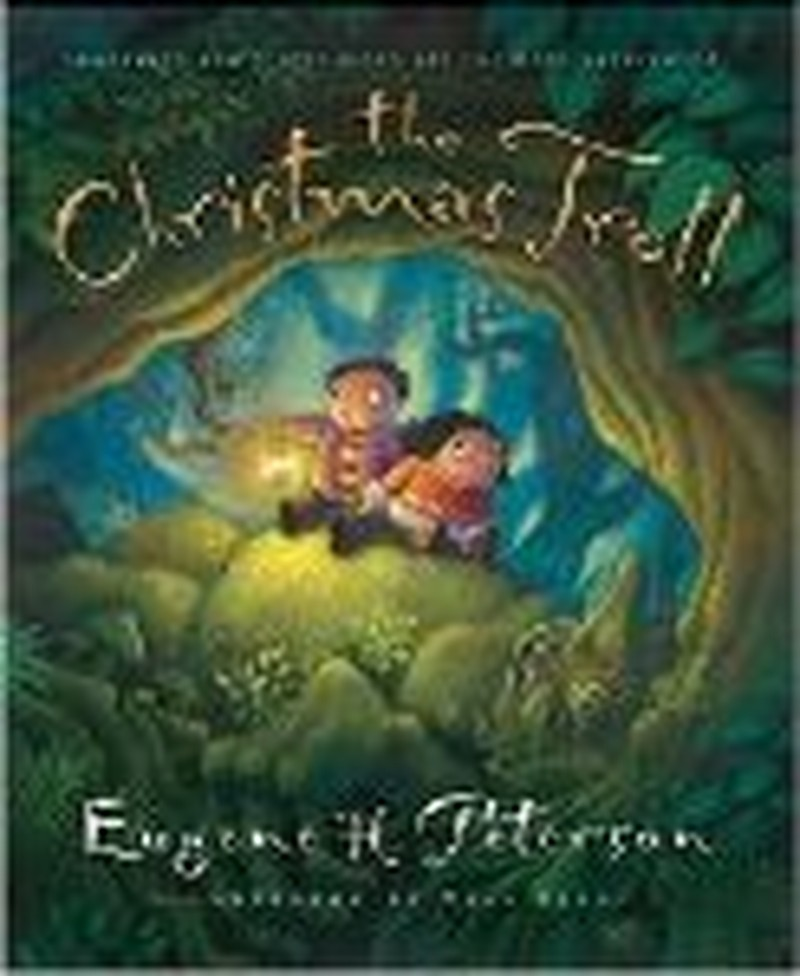 "Max Lucado and Eugene Peterson Discuss ""The Christmas Troll"""