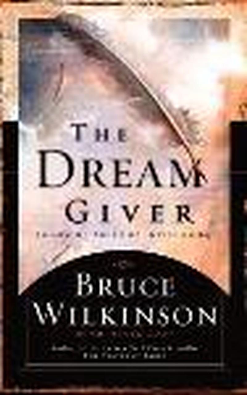 """""""Jabez"""" Author Urges:  Dream Big"""