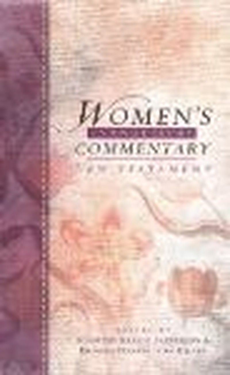 New Bible Commentary Offers Woman-to-Woman Exposition