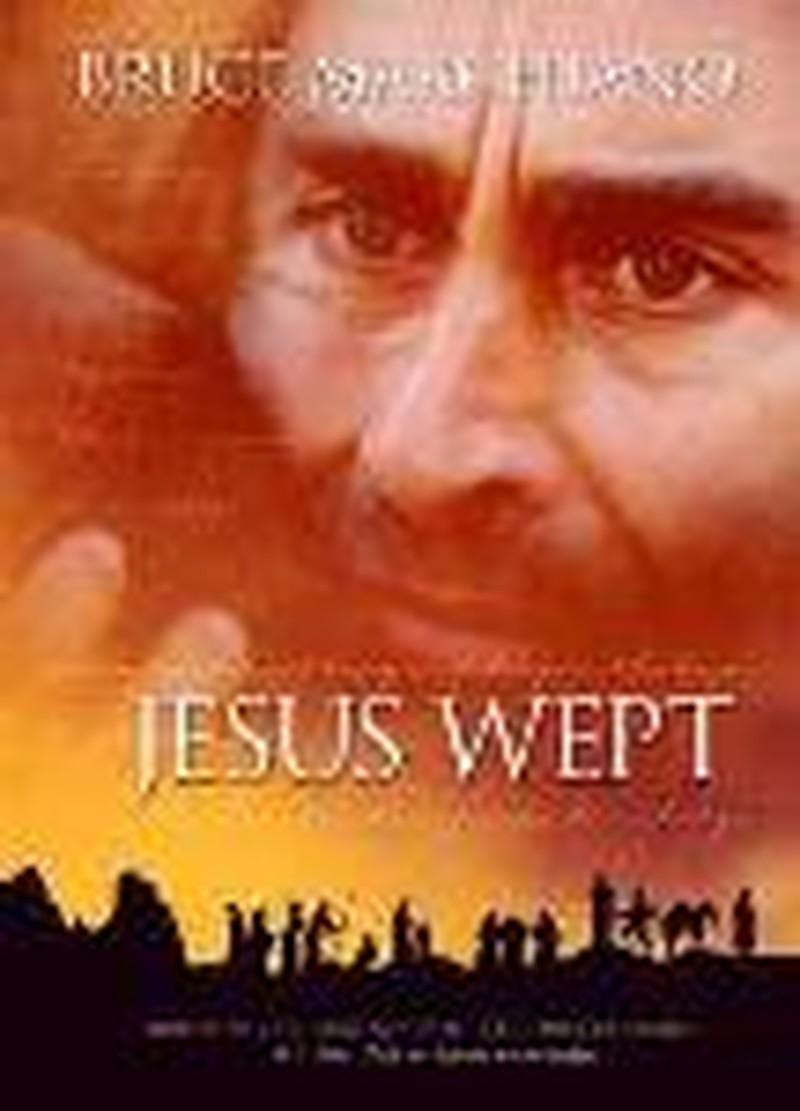 """The Cross & the Pen: """"Jesus Wept"""""""
