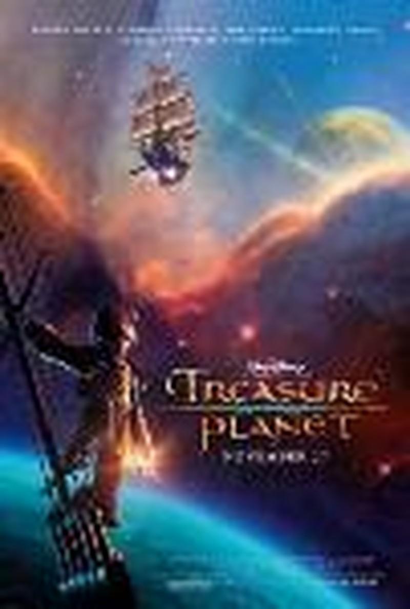 <i>Treasure Planet</i> - Movie Review