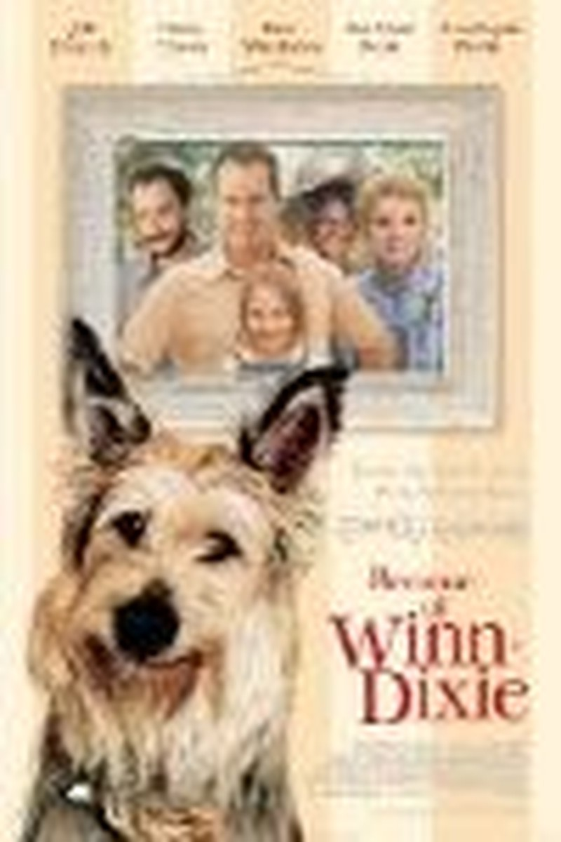 <i>Because of Winn-Dixie</i> Charms with Southern Goodwill