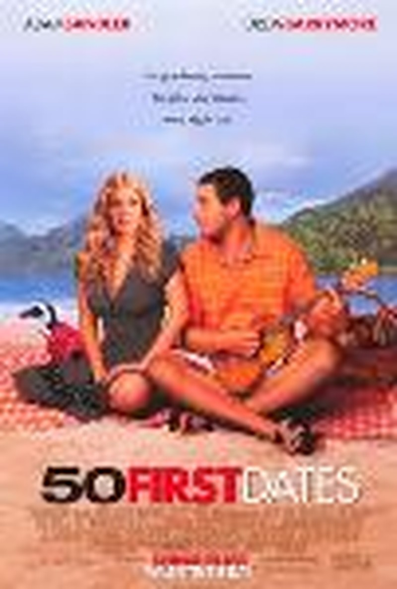"""""""50 First Dates"""" - Movie Review"""
