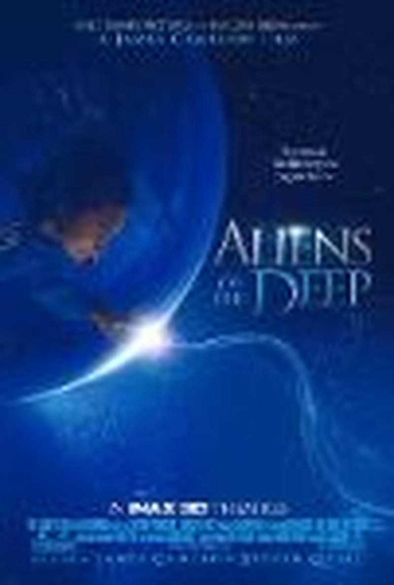 "Cameron Explores Ocean in ""Aliens of the Deep"" Documentary"