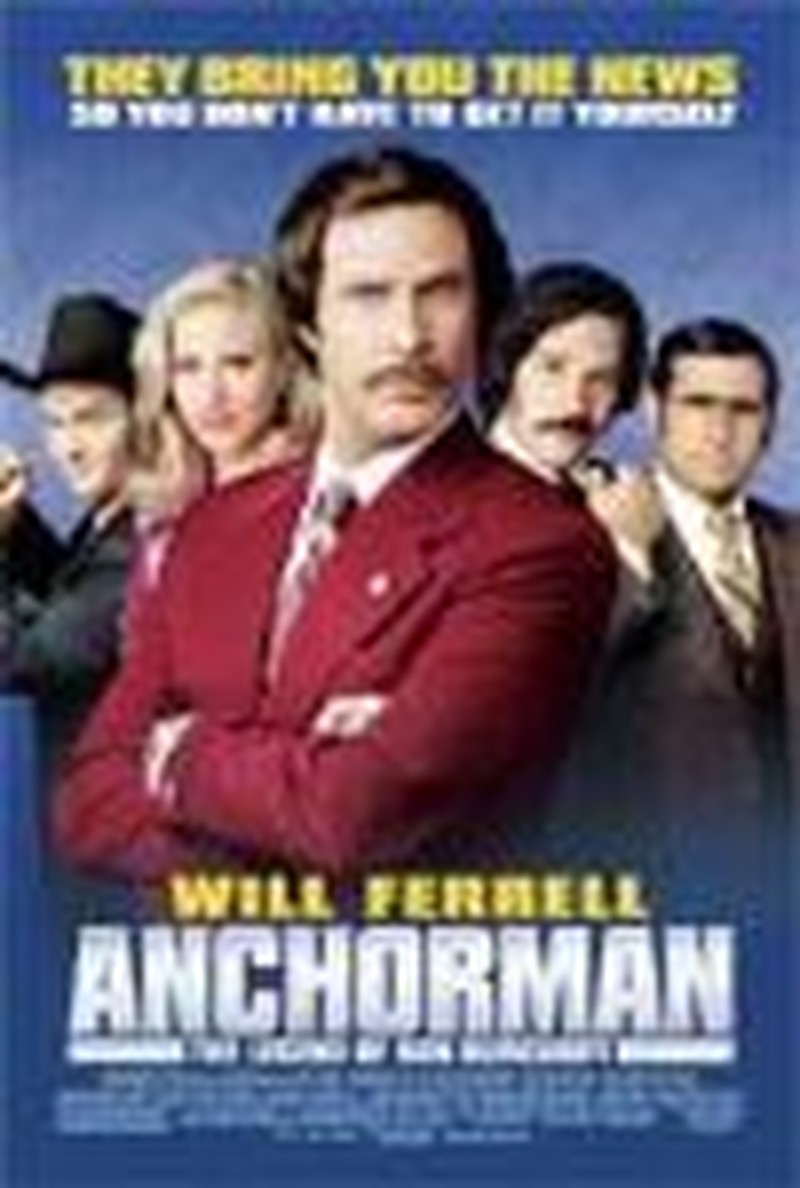 """""""Anchorman"""" – Like an SNL Skit Lasting 90 Minutes Too Long"""