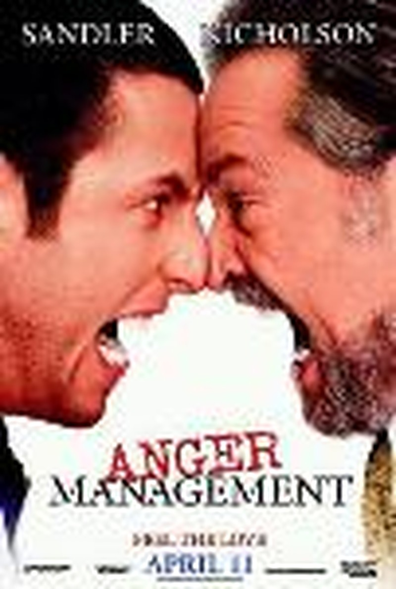 """""""Anger Management """"- Movie Review"""
