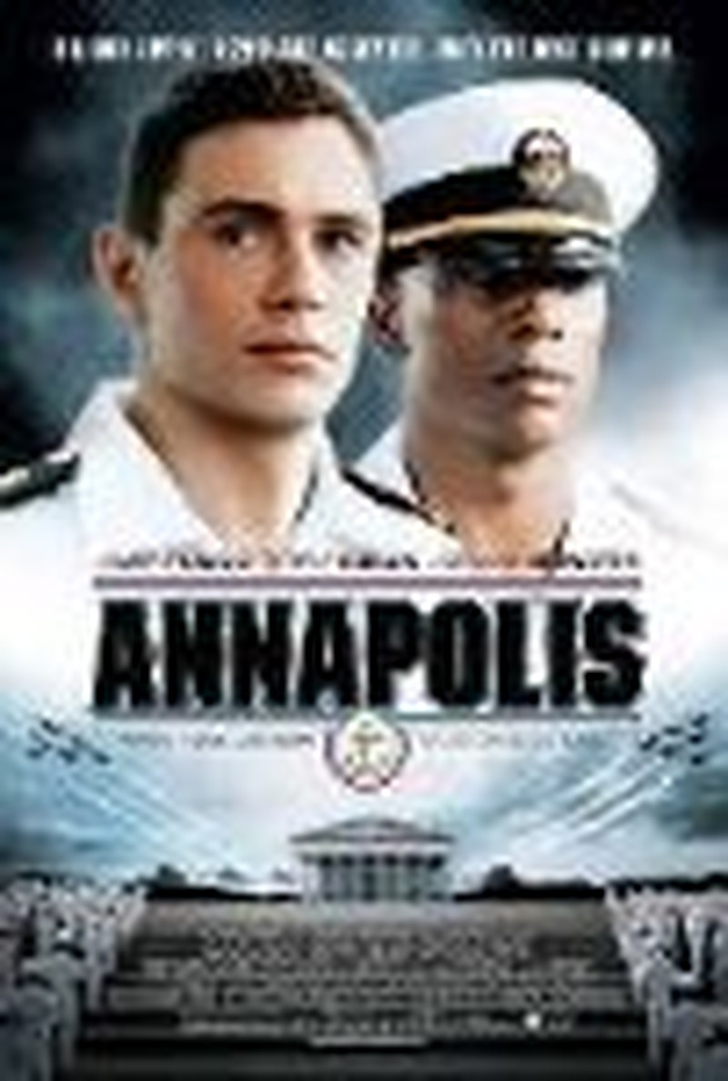 """Setting Is Superfluous to By-the-Numbers """"Annapolis"""""""