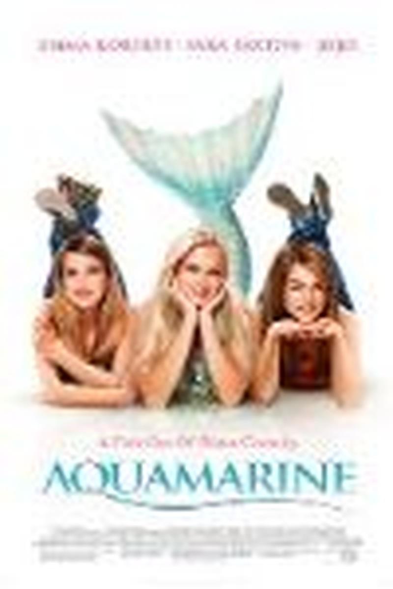 "Childhood Fantasy, Preteen Angst Meet in ""Aquamarine"""