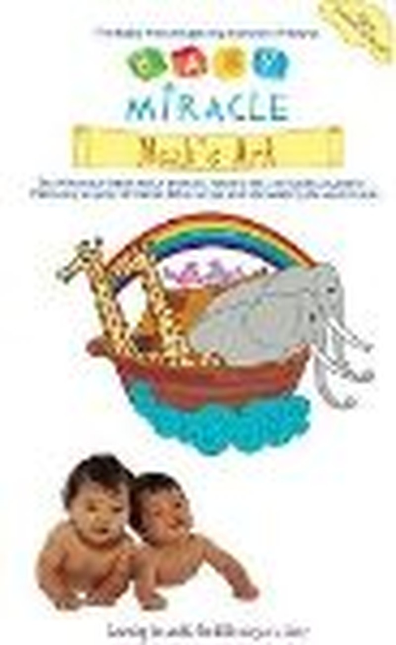 """""""Noah's Ark"""" DVD Offers Little Teaching for Babies, Toddlers"""