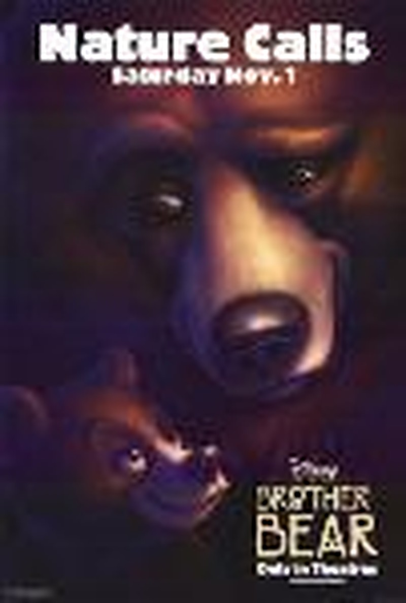 """""""Brother Bear"""" - Movie Review"""