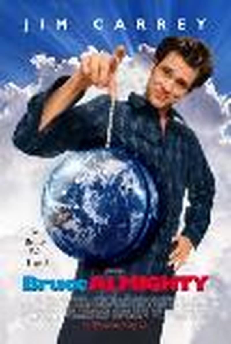 """Bruce Almighty"": Film Portrays God as ""Everyman"""