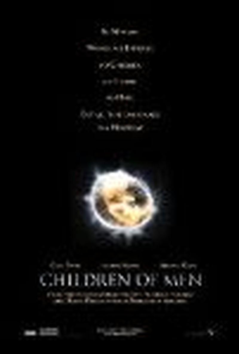 <i>Children of Men</i> a Different Kind of Nativity Story